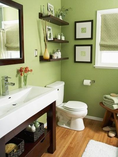 green and brown bathroom bath ideas juxtapost