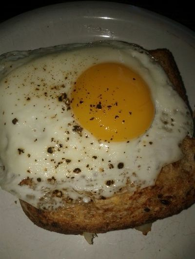 Recipe: Croque Madam | Me and Jorge: Belly Fat Cure Diet | Belly Fat Cure by Jorge Cruise