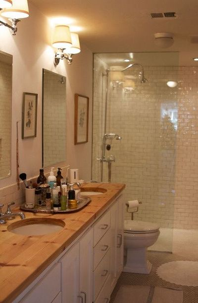 Apartment Therapy Chay Wike House Tour Bath Ideas Juxtapost