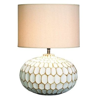 Allier Honeycomb Table Lamp.
