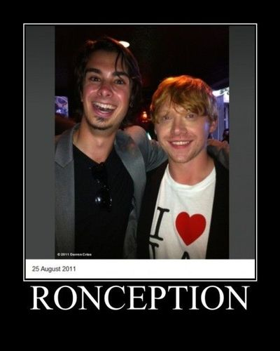 ron weasley actor dating website Famed for being pelted with metaphorical online meats by crazy racist fans for rupert grint in harry potter and rupert grint at the premiere of.
