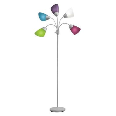 Multi 5 Light Floor Lamp by Adesso® - Bed Bath & Beyond