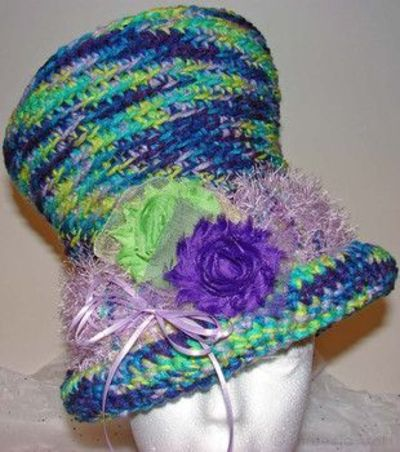 Free Crochet Hat Patterns For Halloween : 4 free crochet Halloween hat patterns / Crochet Hat ...