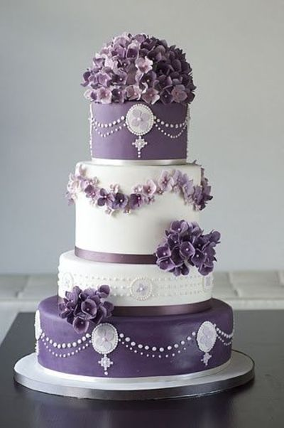 Hydrangeas & piping