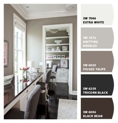 Found The Paint Color Poised Taupe By Sherwin Williams