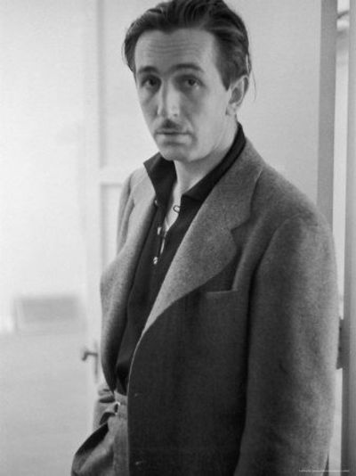 Walt Disney as a young man.