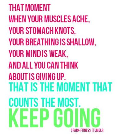 exercise inspirational quotes | Fitness motivational posters - Motivation Blog - Motivation quotes