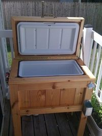 Posts Similar To Diy Sandbox With Lid That Acts As A Deck
