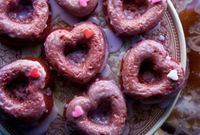 Gluten-Free Heart-Shaped Doughnuts