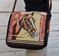 Country horse bag. For sister????