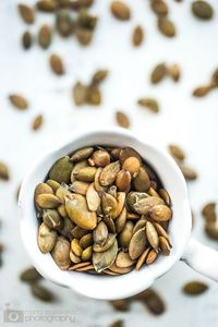 Tamari Pumpkin Seeds recipe. A crunchy snack easy to store and tote around.