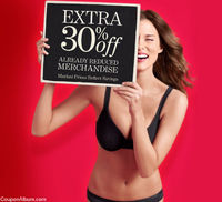Soma Intimates Coupon: Extra 30% Off