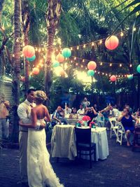 """""""Christopher & Amy getting married at the Old Town Manor in Key West, FL on 8/8/13."""""""