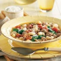 Sausage and Bean Ragout - Click image to find more popular food & drink Pinterest pins