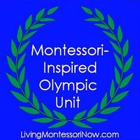 Montessori-Inspired Olympic Unit by Deb Chitwood,