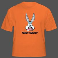Rabbit season? t-shirt