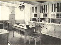 Kitchen, #Mission #1920's