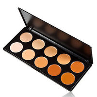 10 Colors Concealer Plate