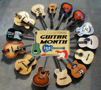 Ideas to Celebrate International Guitar Month!