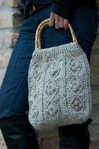 Crochet Bag Bamboo Handles Pattern : Posts similar to: Lightsaber Door Handles - Juxtapost
