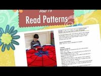 Read Crochet Patterns: Lesson 2