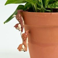 Chip and Dale pot hanger