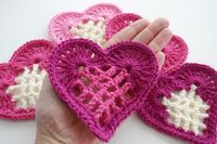 From the Heart Bunting « The Yarn Box The Yarn Box