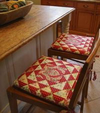 Savannah chair seat cushion :) #Stonehill #Collection