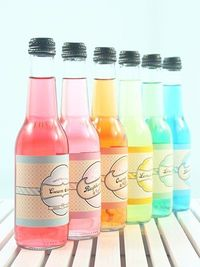 soda shoppe labels