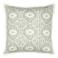 Ikat Pillow.