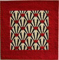 http://great-home-decor.info/ black and cream quilt - Very Deco! , join us now!