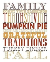 thanksgiving - Click image to find more DIY & Crafts Pinterest pins