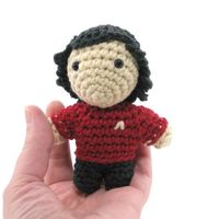 Amigurumi Red Shirt
