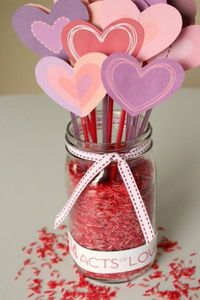 Valentine's Day Countdown | Make and Takes
