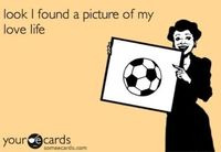 Soccer Girl Problems :) But seriously, though... This is so perfect