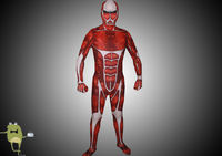 Attack on Titan Colossal Titan Cosplay Suit Costume Buy