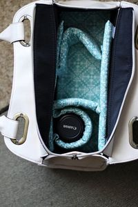camera bags, Clever.