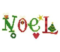 Christmas Cross Stitch Pattern $5.00