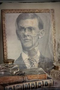 Free High Resolution downloadable images. Create authentic looking haunted house vintage photos for framing.