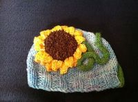 Sunflower Hat!!!