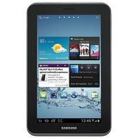 "Samsung Refurbished GT-P3113-TS8A Galaxy Tab 2 with WiFi 7.0"" Touchscreen Featuring Android 4.0 (Ice Cream Sandwich) Operating System, Titanium Silver"