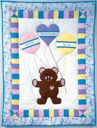 Free Quilt Patterns: Preemies, Babies and Children