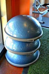 Bosu Ball Circuit Workout {With Video Demonstration}