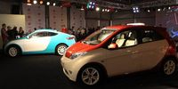 Yo-Mobiles: Hybrid Car From Rusia