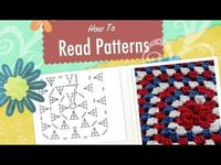 Read Crochet Patterns: Lesson 3