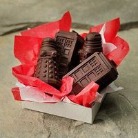 Doctor Who Ice Cube Tray (can make chocolate too!)