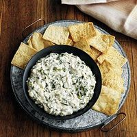 | Cheesy-Spinach Crab Dip | CookingLight.com