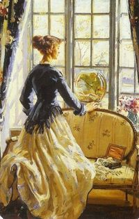 The Goldfish Bowl, Wilfred de Glehn