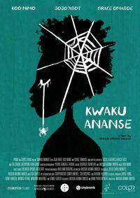 """Kwaku Ananse"", on top of having a gorgeous poster, looks like a great film http://www.indiegogo.com/KwakuAnansefilm"