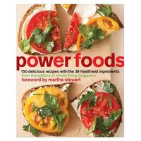 Power Foods Cookbook.